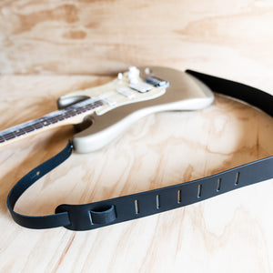 Simple Guitar Strap - Black