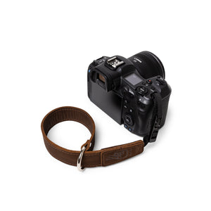 Wrist Strap - Dark Brown Mocha