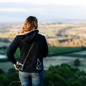 Lucky Straps Australian Made Leather Camera Slings for Travel Photographers