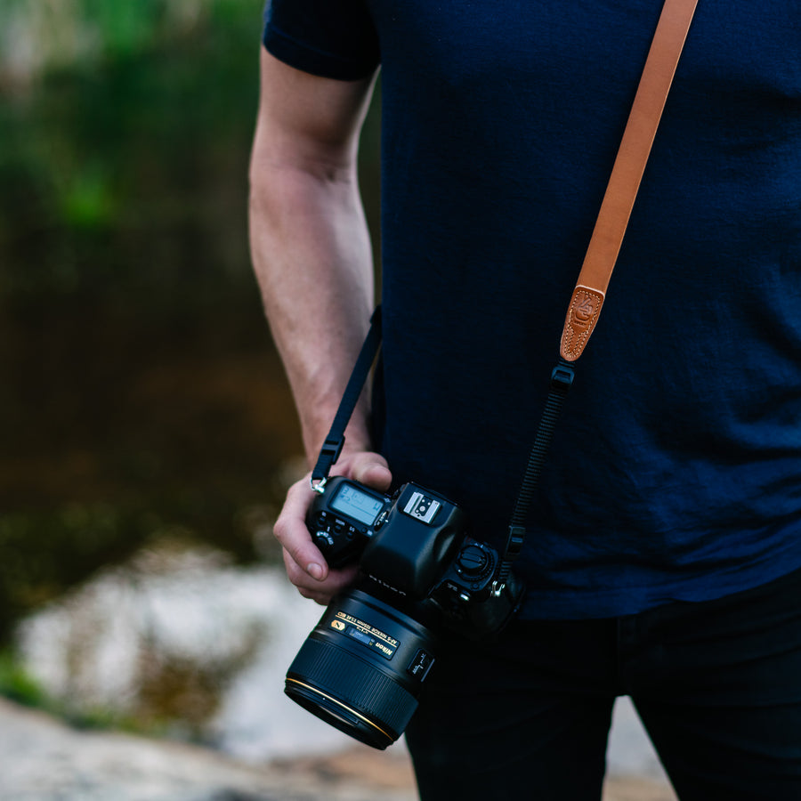 The best camera strap upgrade for DSLR and Mirrorless