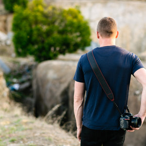 Quick Release Leather Camera Sling for the most Comfortable Camera Strap