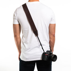 Lucky Straps T-Shirt - White/Black