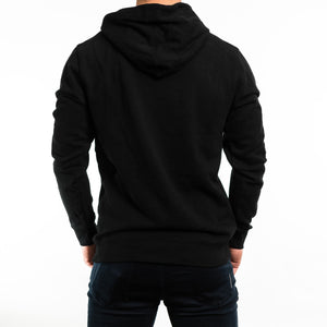 Lucky Straps Hoodie Black/Black