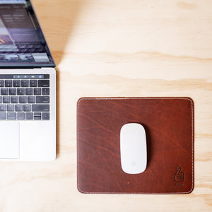 Mouse Pad - Natural Brown (limited)