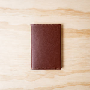 Passport Wallet - Chocolate
