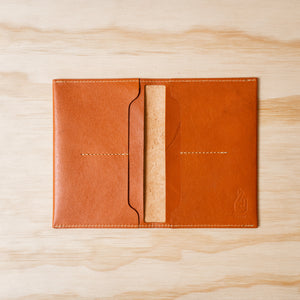 Passport Wallet - Desert Tan