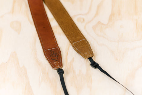 Simple 40 - Natural Brown with Brown Stitch