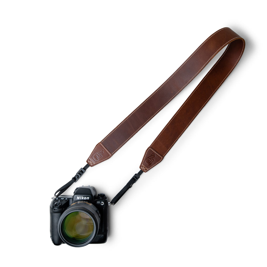 The Best camera strap for heavy DSLR and medium format cameras