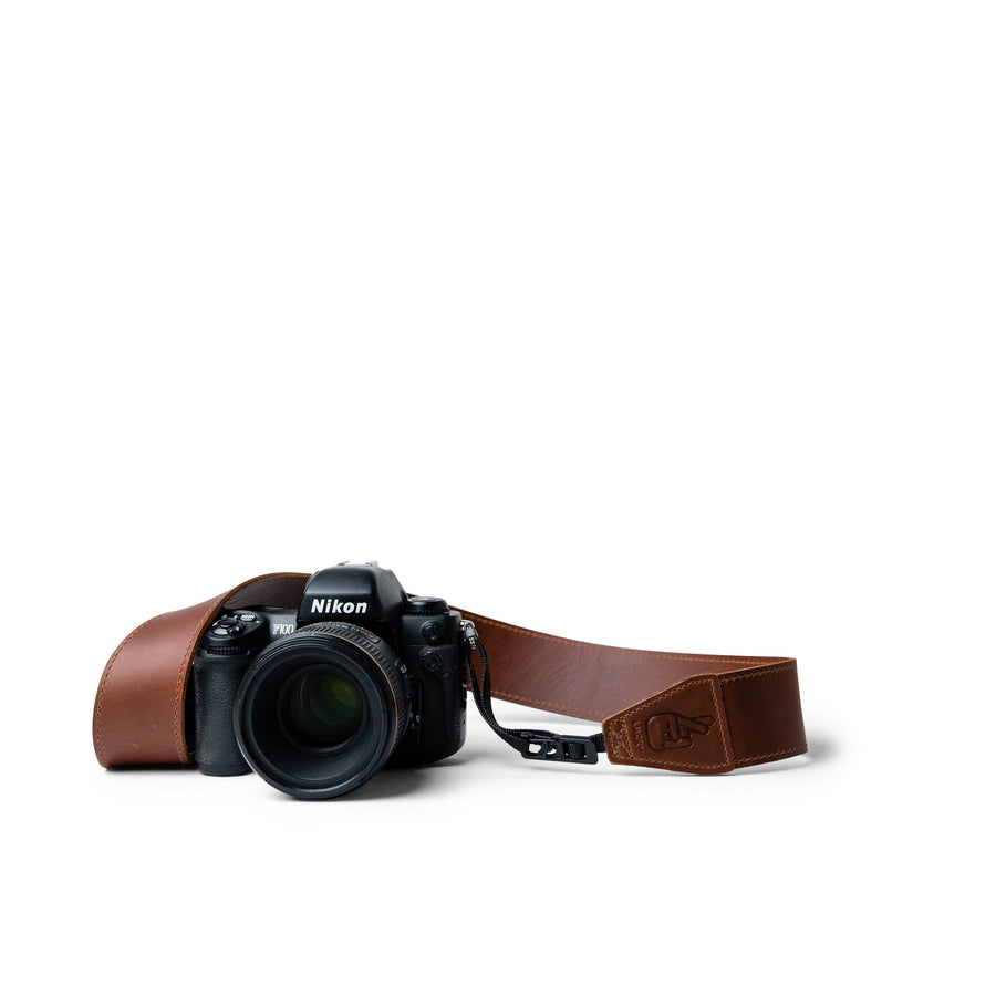 Quick Release Leather Camera Straps for Professional Photographers
