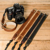The best gift for photographers - Wrist Strap - Brown/Tan - Lucky Camera Straps - genuine leather camera strap personalised handmade in Australia  - 7