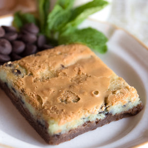 St. Louis Butter Cake - Mint Chocolate Chip