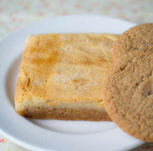 St. Louis Butter Cake - Peanut Butter Cookie
