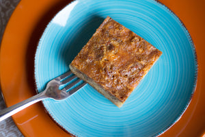 St. Louis Butter Cake - Pecan Pie