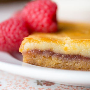 St Louis Butter Cake - Raspberry