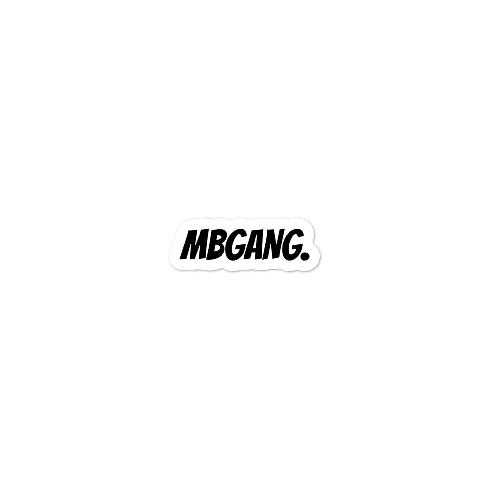 MBgang. STICKERS