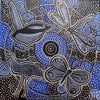 Ancestral Sky Contemporary Aboriginal Art Original Painting by Mirree