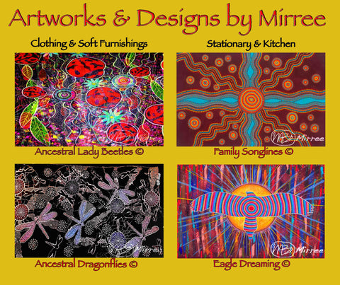 License Mirree's designs