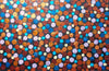 Colored Life Contemporary Aboriginal Art Original Painting by Mirree