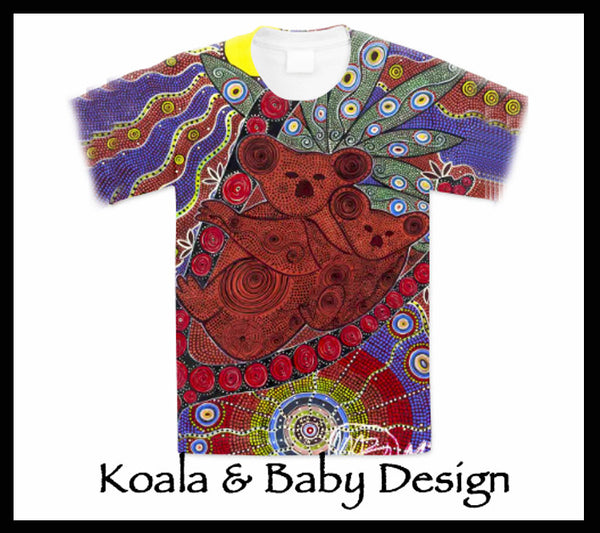 Koala & Baby Support design License 1 Year Agreement
