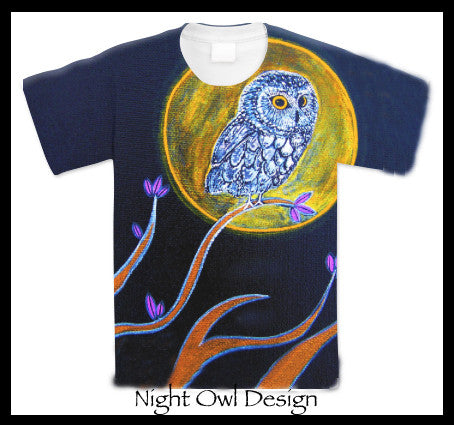 Night Owl design License 1 Year Agreement