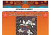 Signed Certificate of Authenticity