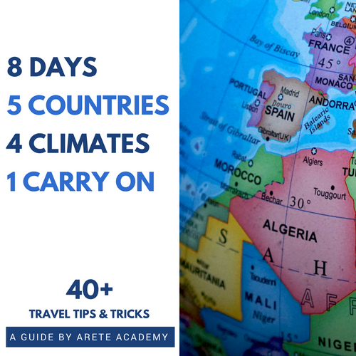 40+ Tips and Tricks for Student World Travelers Guide