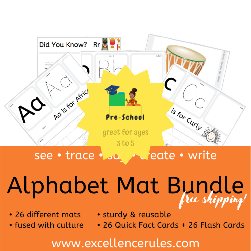 Alphabet Mat Bundle (free shipping!)