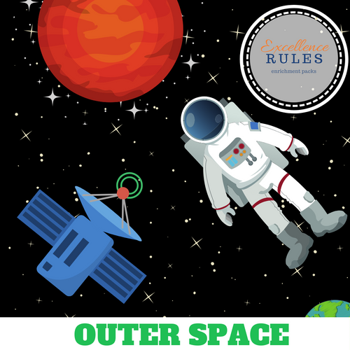Excellence RULES Enrichment Pack - Outer Space