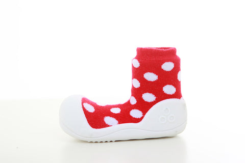 Polka Dot Red - Attipas