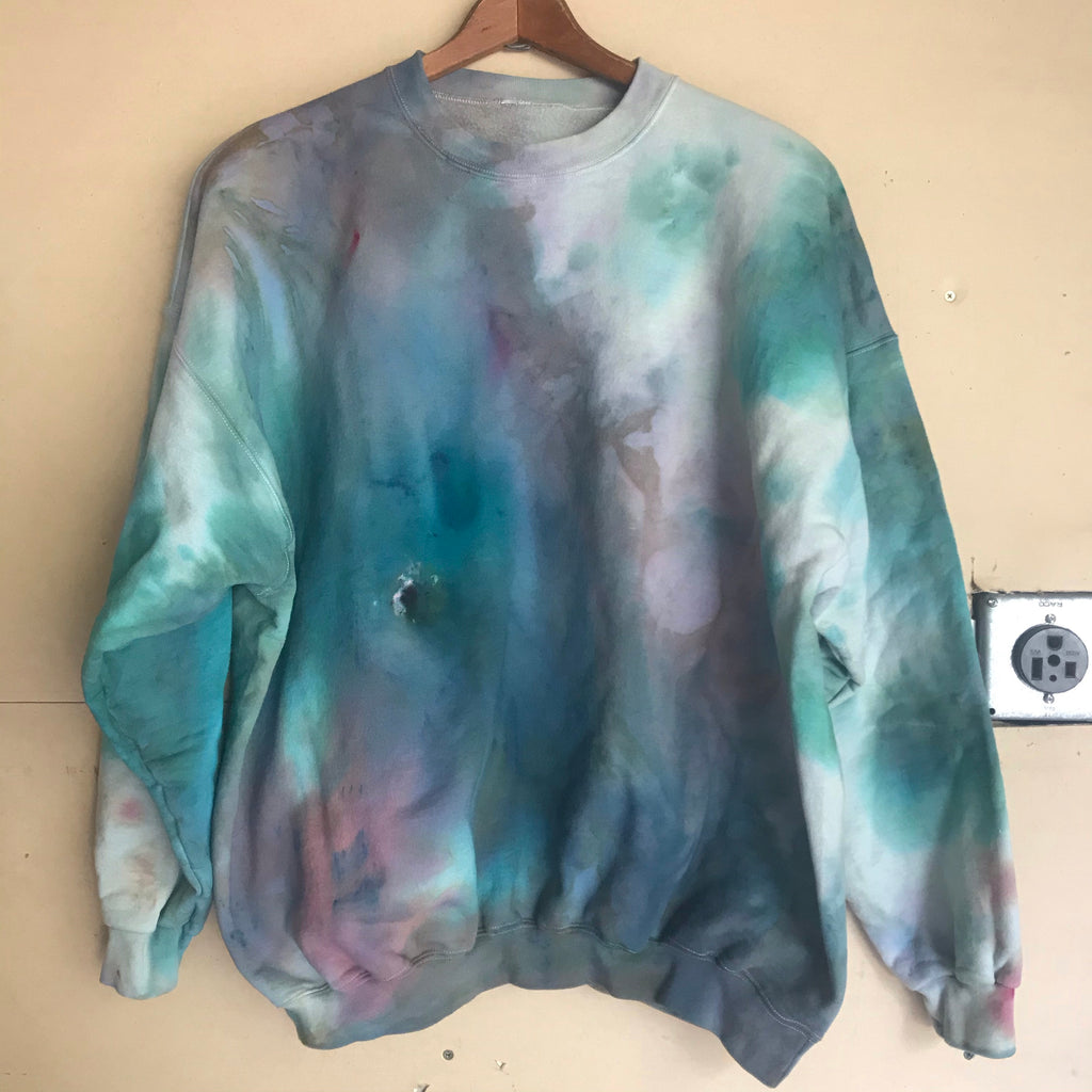 Tie dye with Iron II