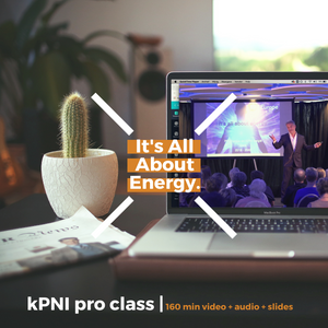 kPNI pro class bundel: It's All About Energy+ The Human Microbiome