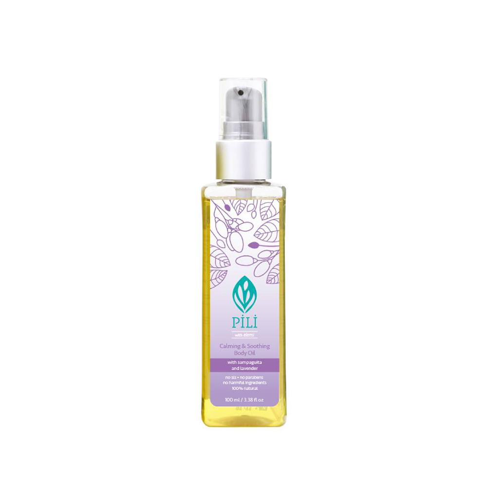 Calming & Soothing Body Oil - 100 ml