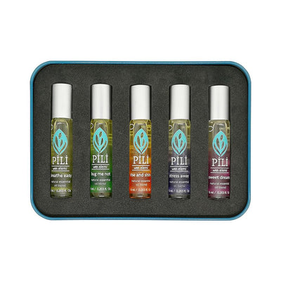 Essential Oil Travel Kit - All the Essentials in One Kit