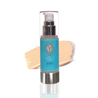 Moisturizing Foundation - Nourishing Liquid Foundation