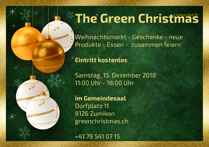 The Green Christmas