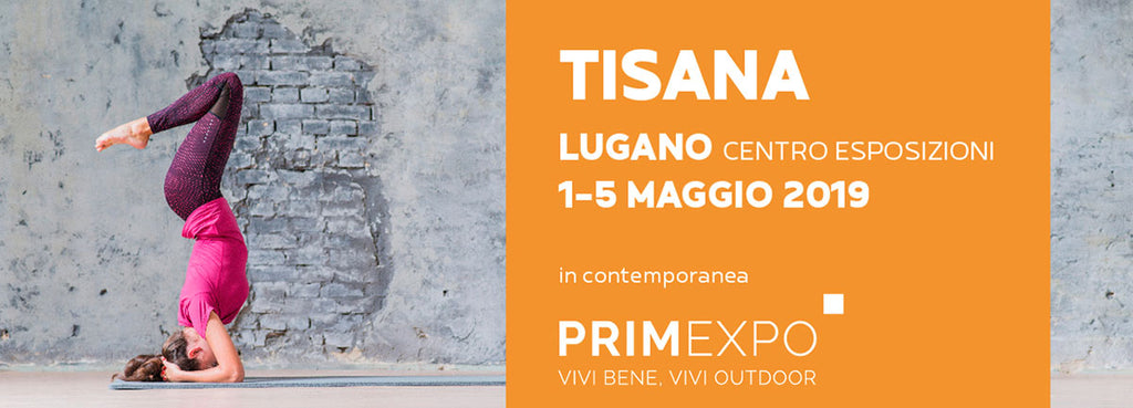 VISIT OUR STAND 265 AT TISANA 2019 IN LUGANO