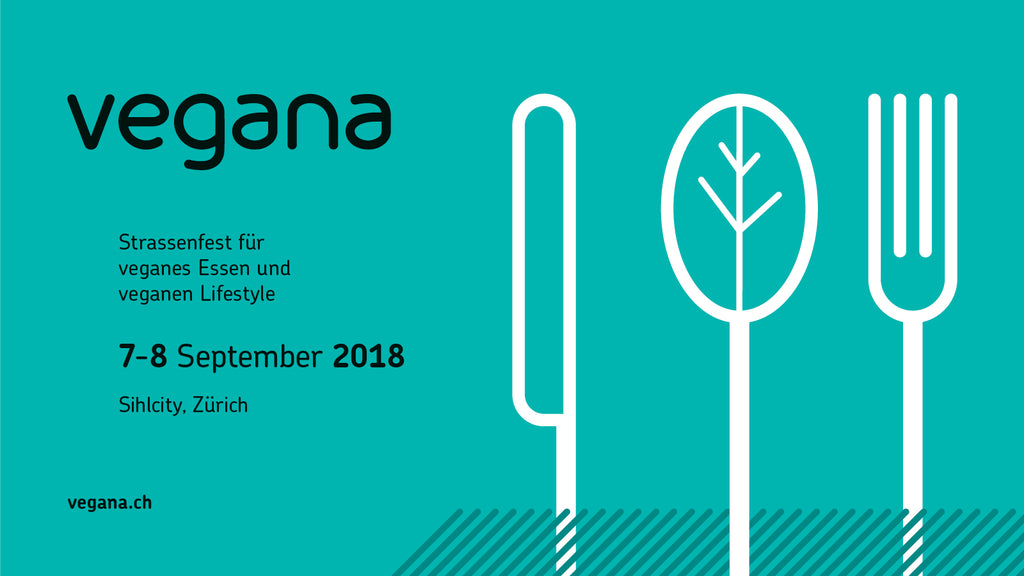 VEGANA 2018 in Zürich