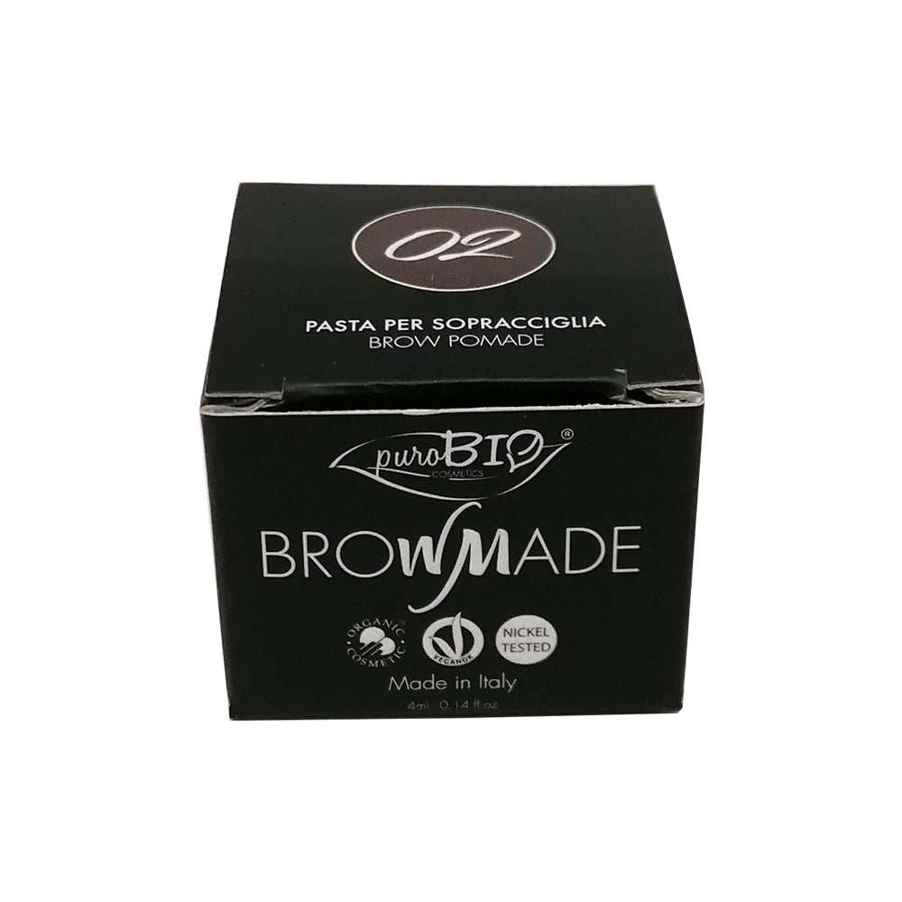 BROWMADE - EYEBROW PASTE n. 03 DARK TAUPE