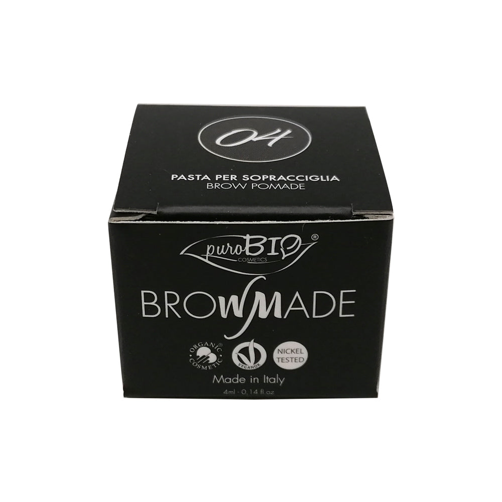 BROWMADE - EYEBROW PASTE n. 04 COAL