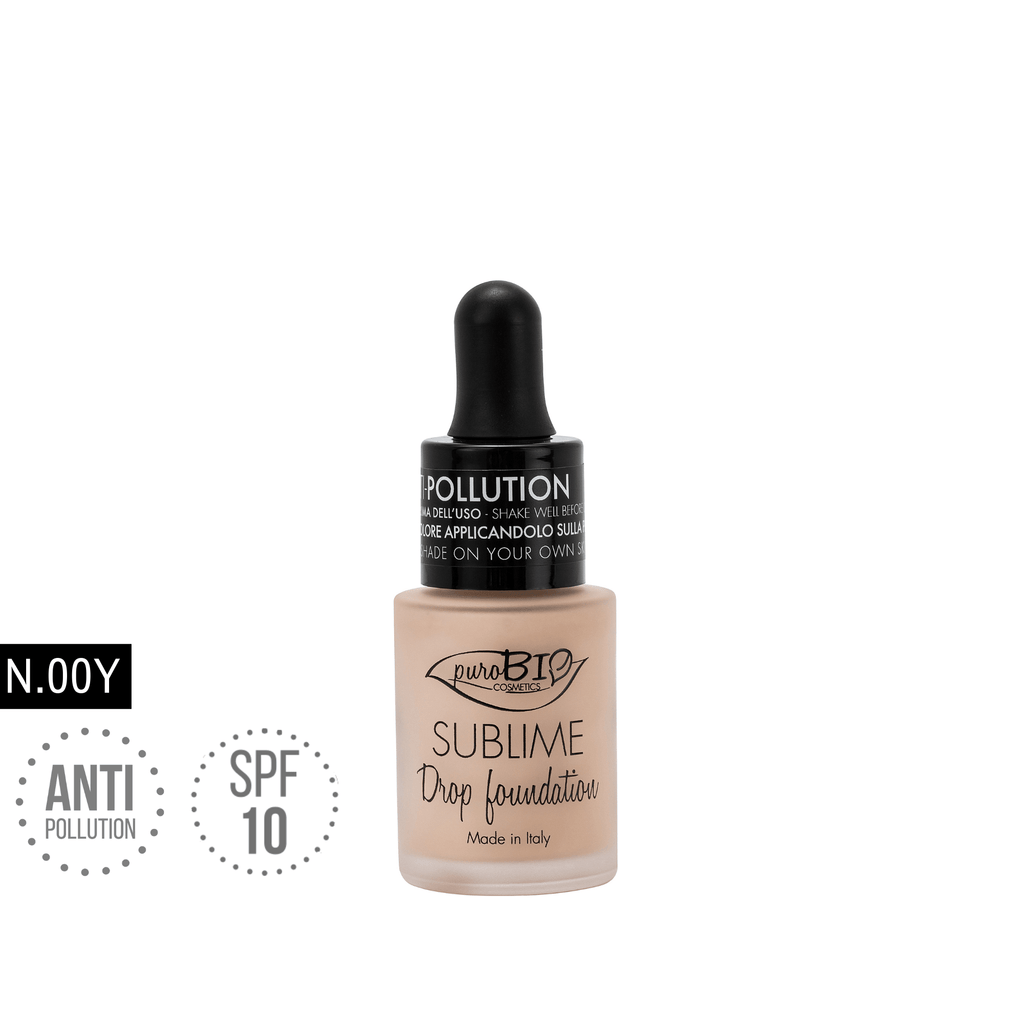 SUBLIME DROP FOUNDATION n. 00 Y