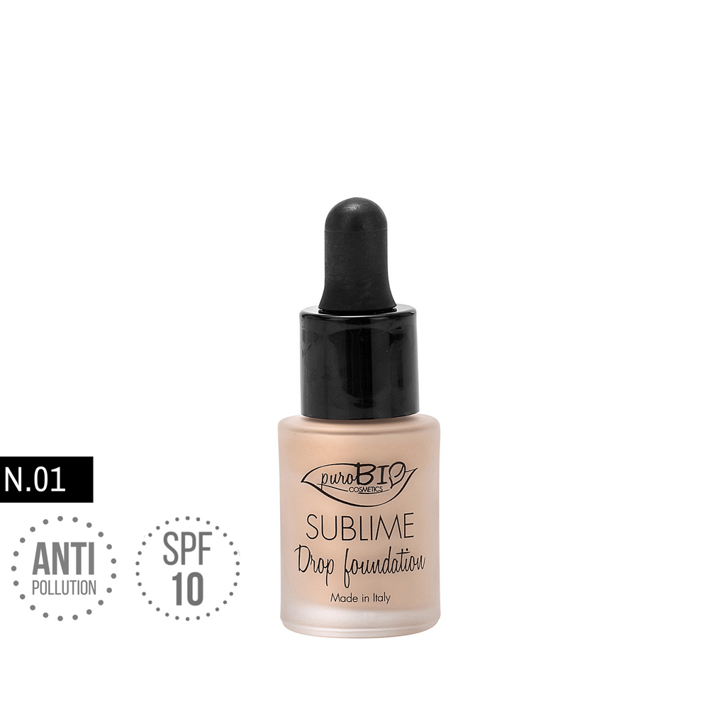 SUBLIME DROP FOUNDATION n. 01