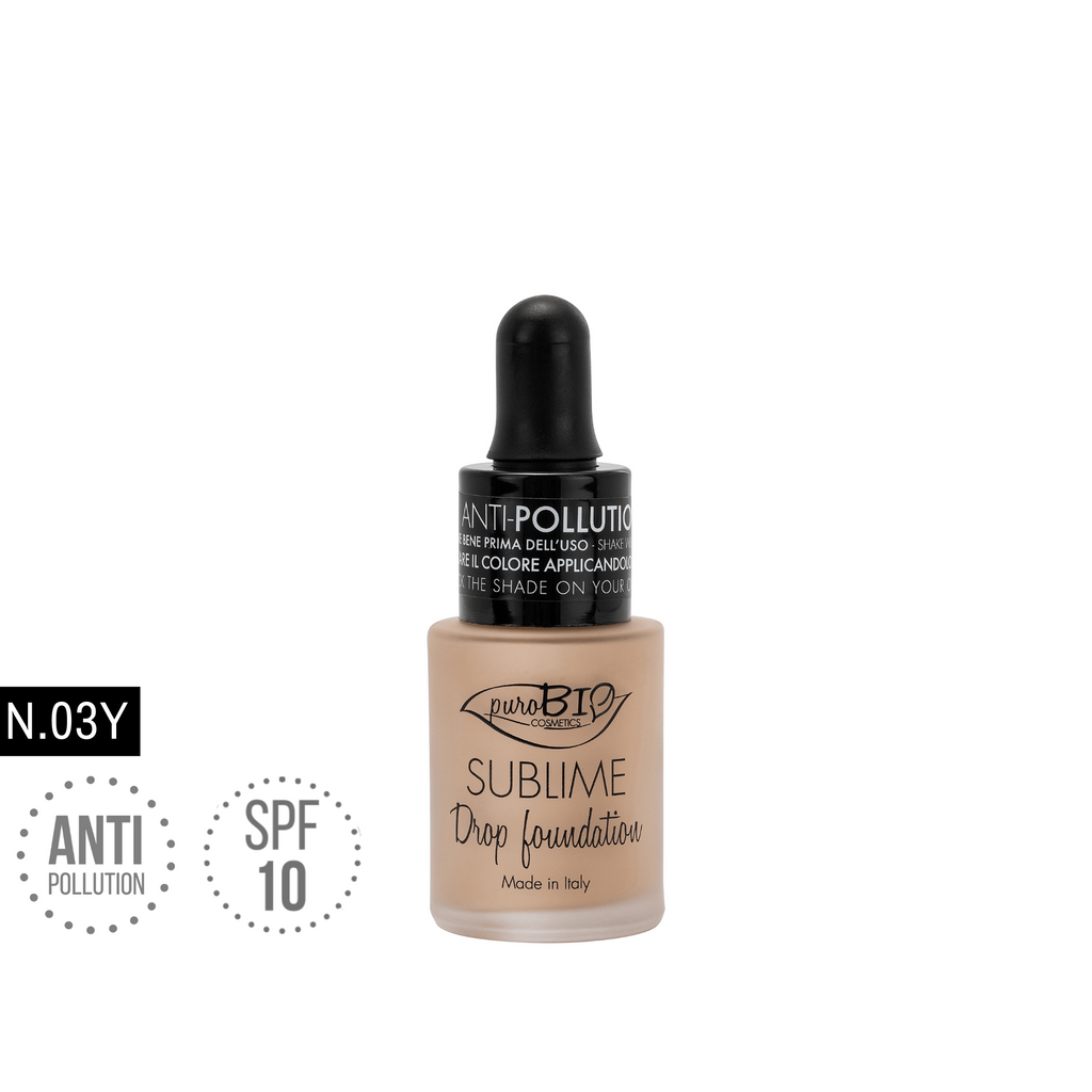 SUBLIME DROP FOUNDATION n. 03 Y