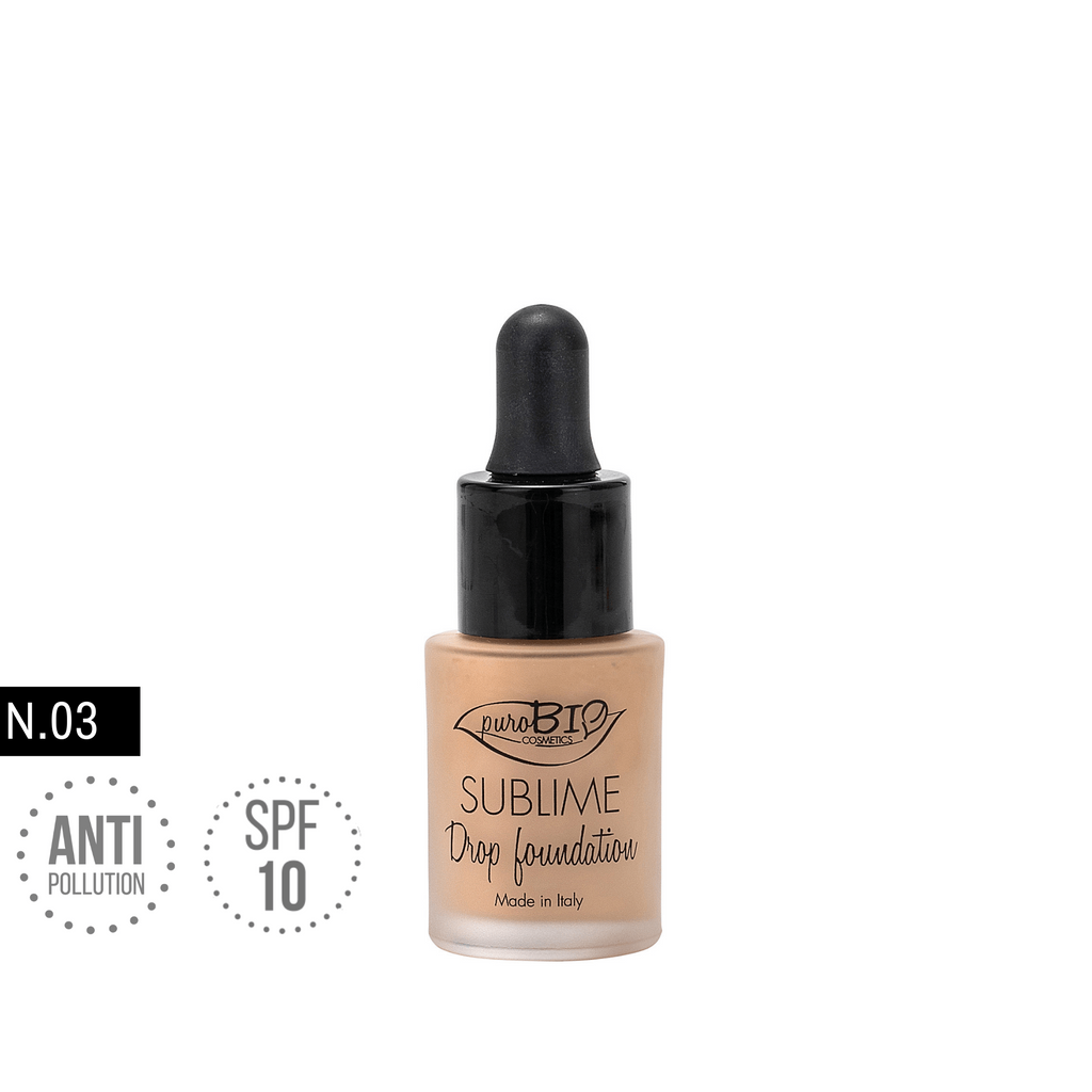 SUBLIME DROP FOUNDATION n. 03