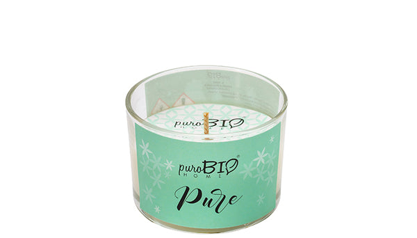 BIO FRAGRANCE CANDLE - PURE Energizing