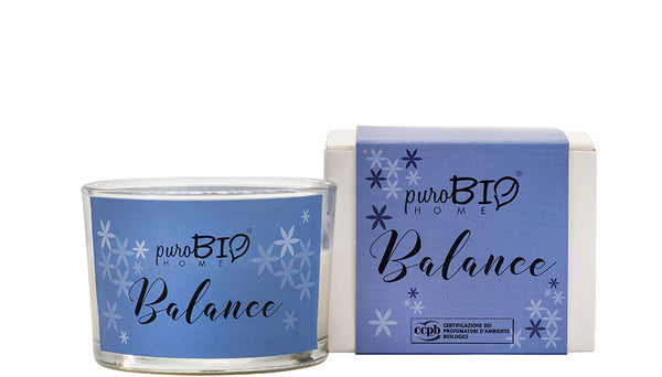 BIO FRAGRANCE CANDLE -  BALANCE Relaxing