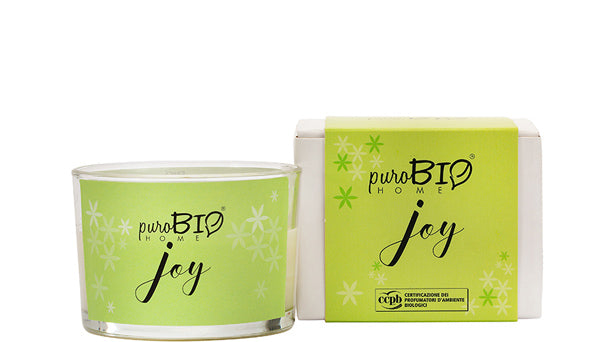 BIO FRAGANCE CANDLE - JOY Energizing