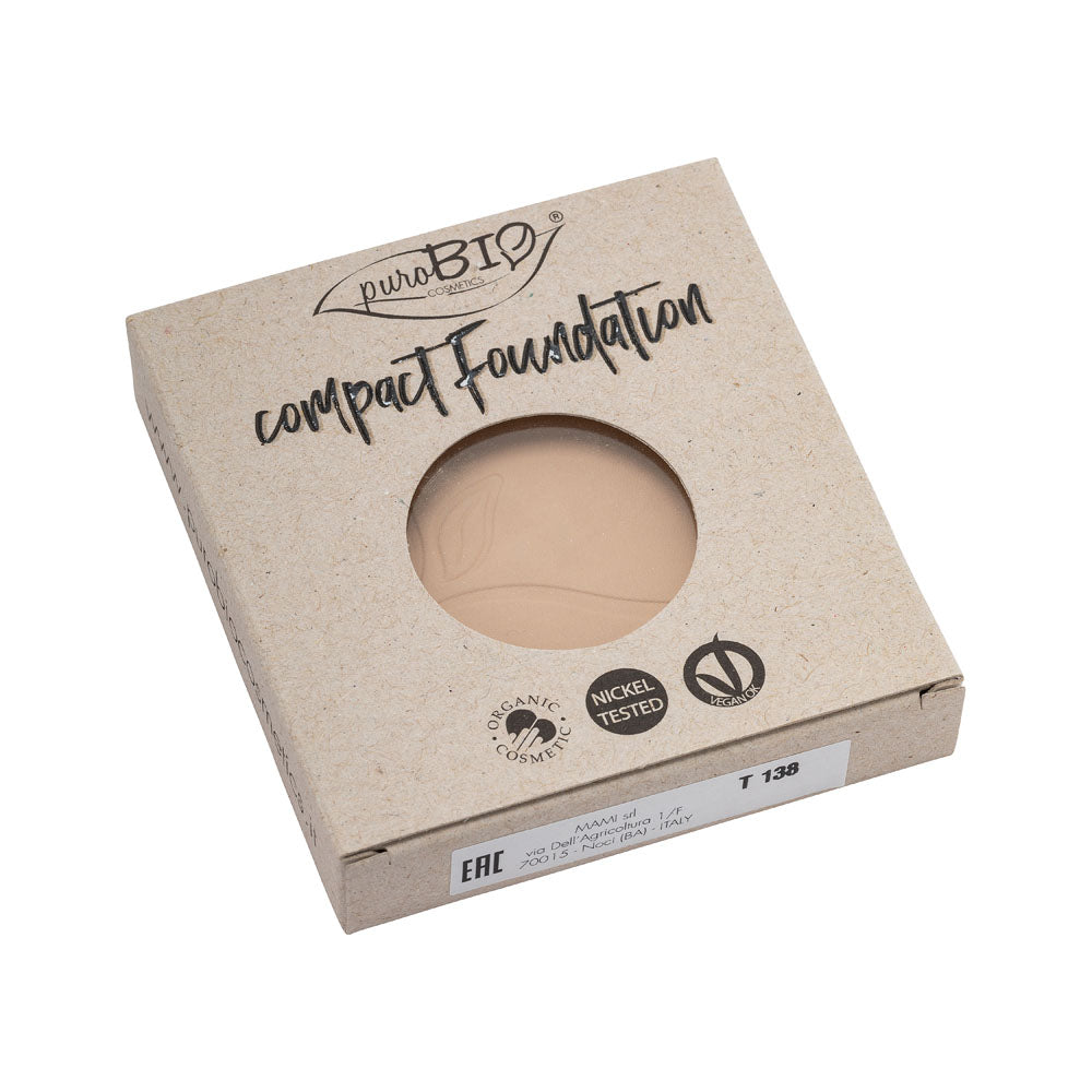 COMPACT FOUNDATION n. 02 REFILL