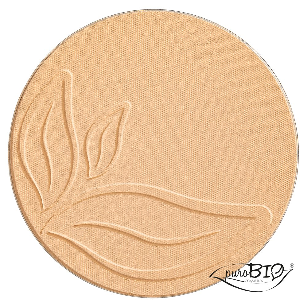INDISSOLUBLE COMPACT POWDER n. 02 REFILL - TOM ROSA