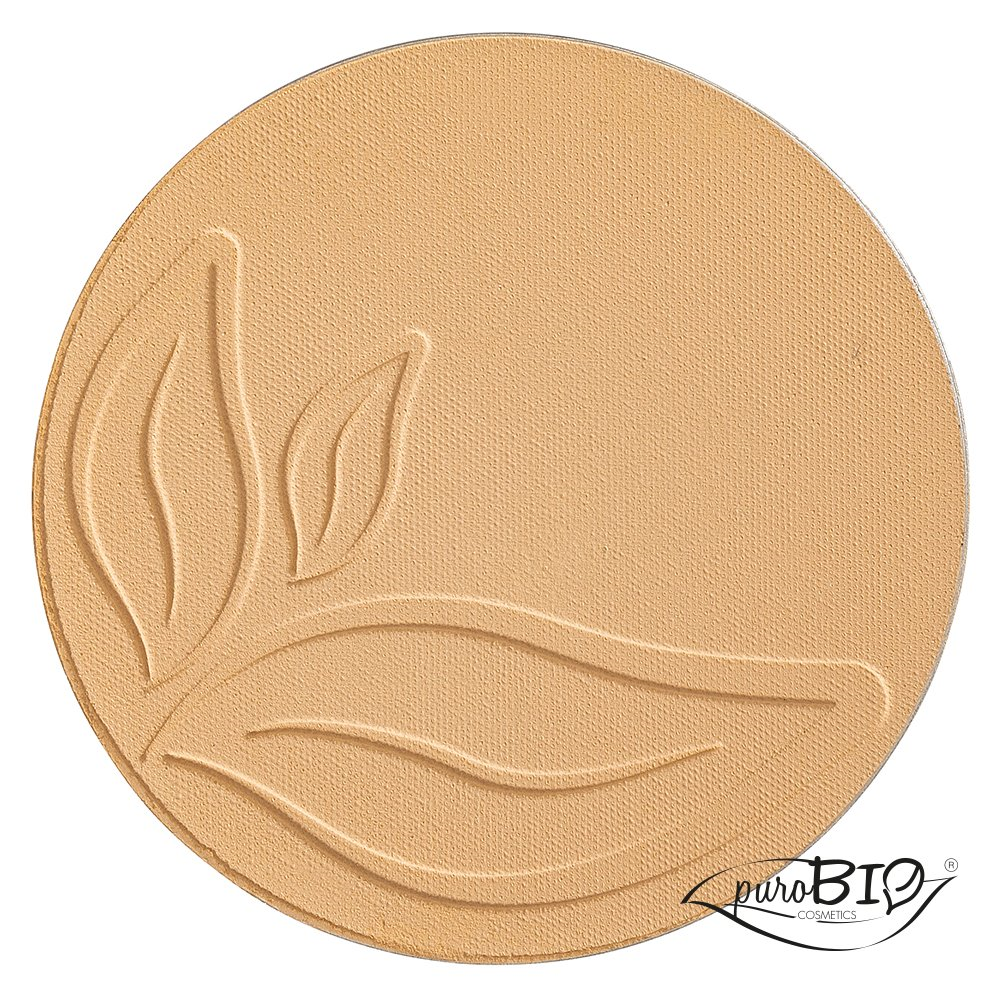 INDISSOLUBLE COMPACT POWDER n. 03 REFILL - YELLOW UNDERTONE