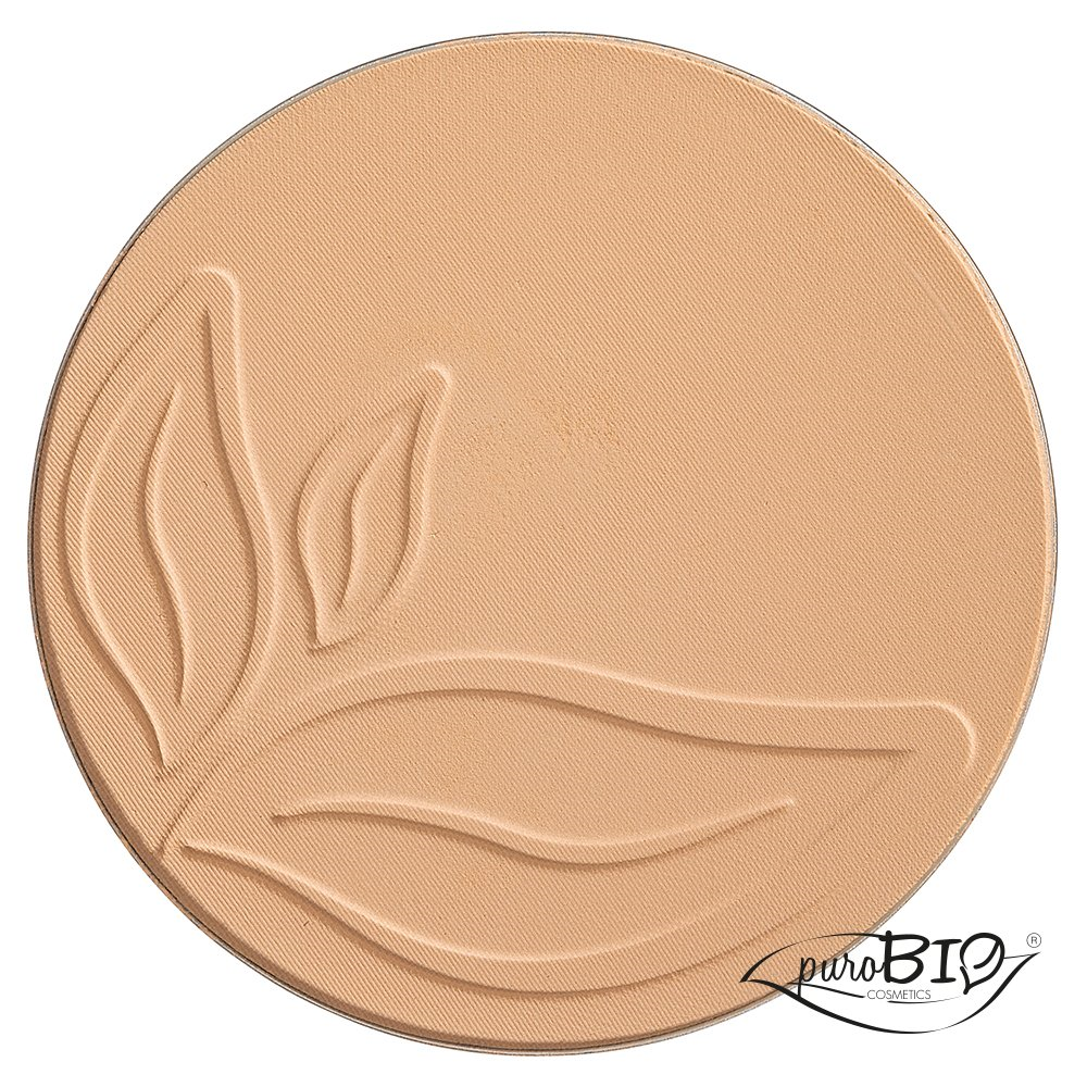 INDISSOLUBLE COMPACT POWDER n. 04 REFILL - TOM QUENTE